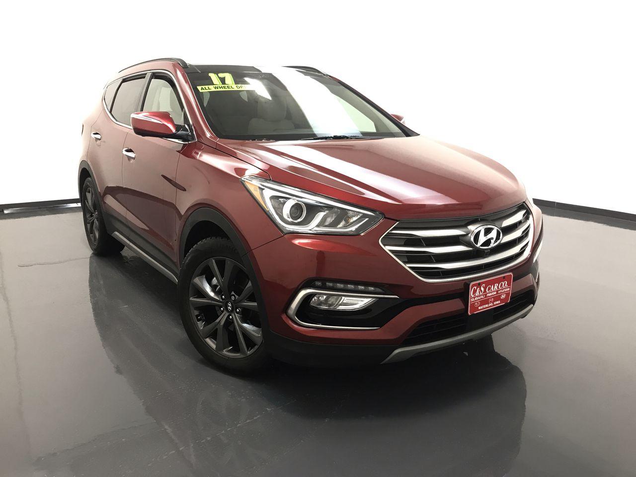 2017 Hyundai Santa Fe Sport  - C & S Car Company