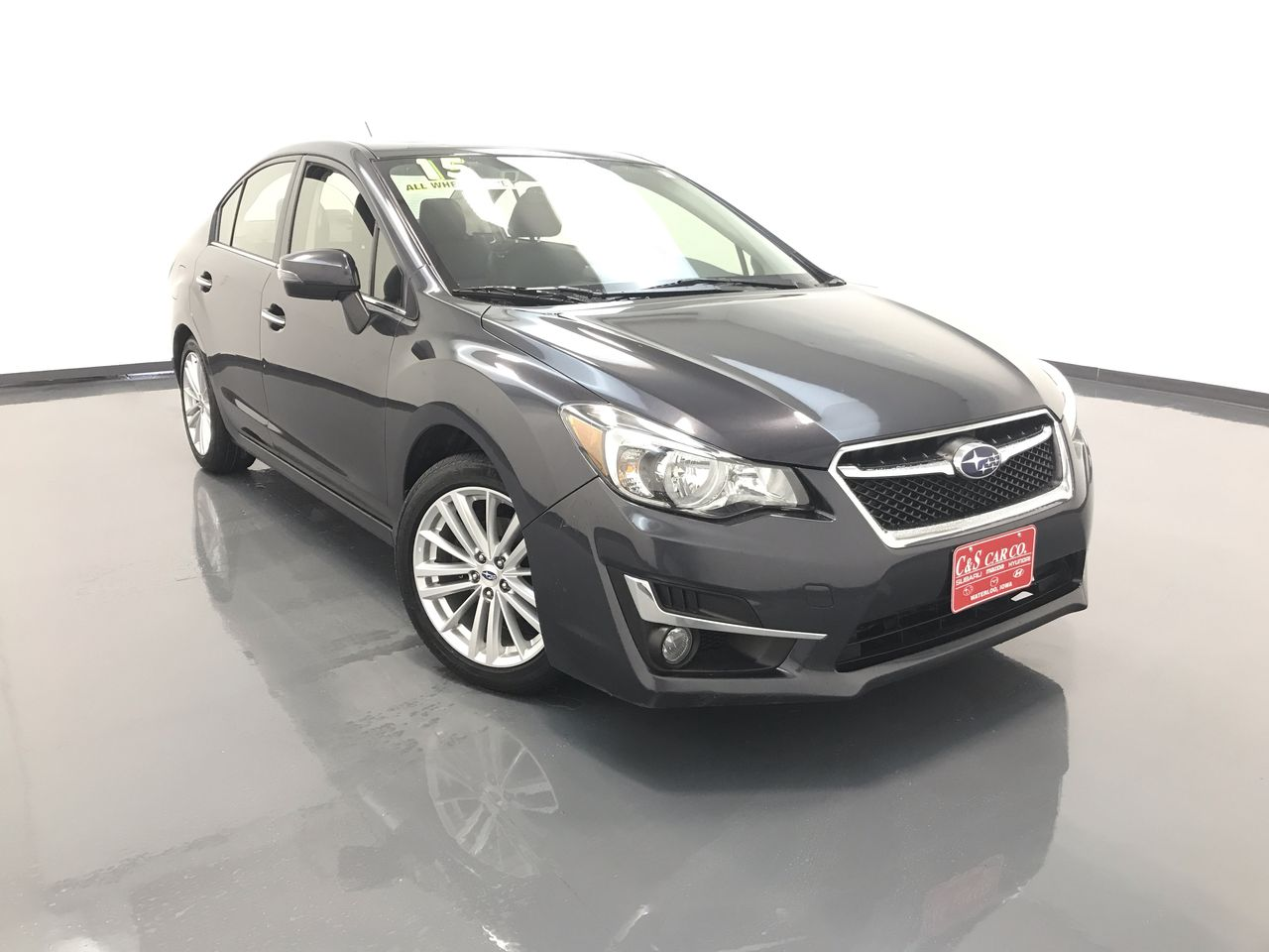 2015 Subaru Impreza  - C & S Car Company