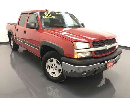2005 Chevrolet Silverado 1500 Z71 Crew Cab 4WD for Sale  - HY7660A  - C & S Car Company
