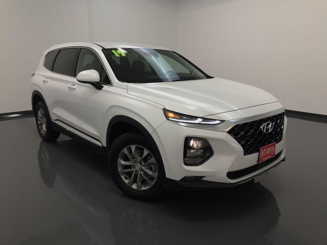 2019 Hyundai Santa Fe SEL 2.4L  - HY7940  - C & S Car Company