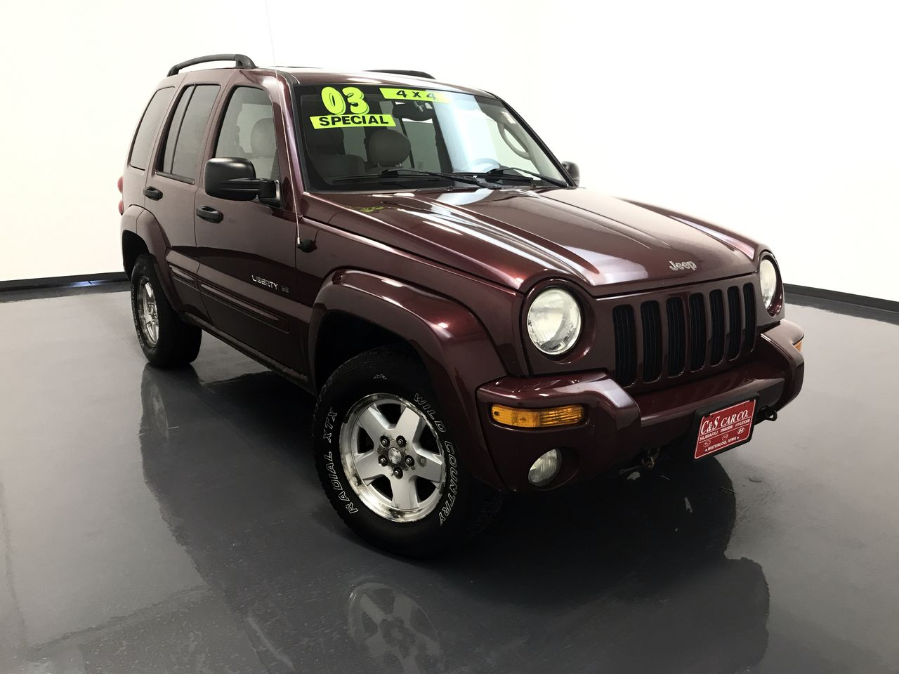 2003 Jeep Liberty  - C & S Car Company