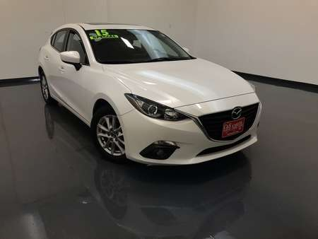 2015 Mazda Mazda3 i  Grand Touring for Sale  - SB7557B  - C & S Car Company