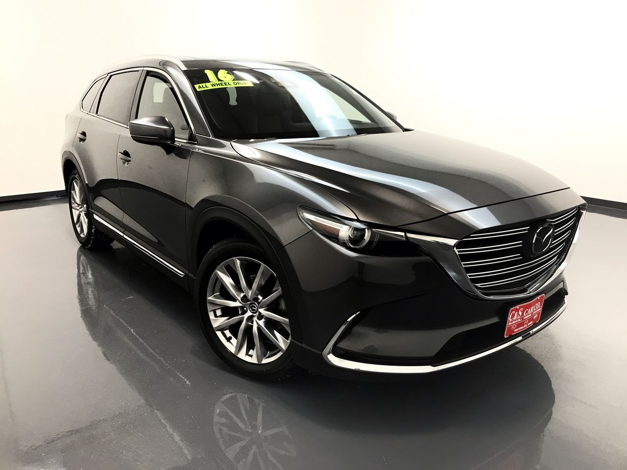 2016 Mazda CX-9  - C & S Car Company