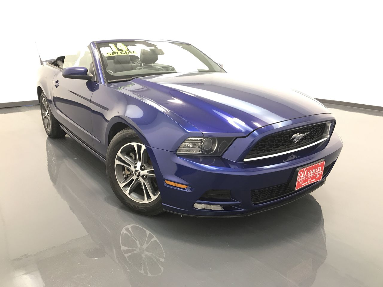 2014 Ford Mustang  - C & S Car Company