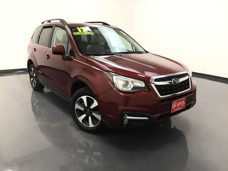 2017 Subaru Forester 2.5i Limited w/Eyesight for Sale  - SB7613A  - C & S Car Company