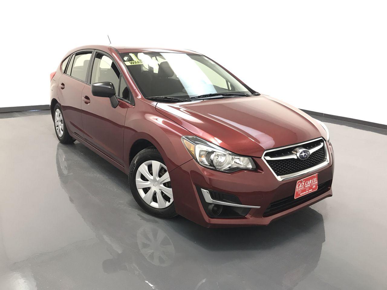 2016 Subaru Impreza Wagon  - C & S Car Company