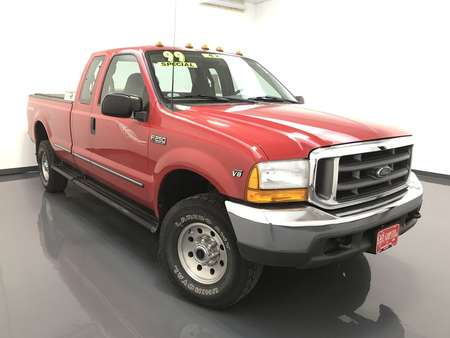 1999 Ford F-250 SuperDuty XLT SuperCab 4WD for Sale  - SB7554A2  - C & S Car Company
