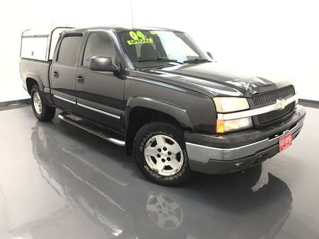 2004 Chevrolet Silverado 1500 LS Crew Cab 4WD for Sale  - SB6994B  - C & S Car Company