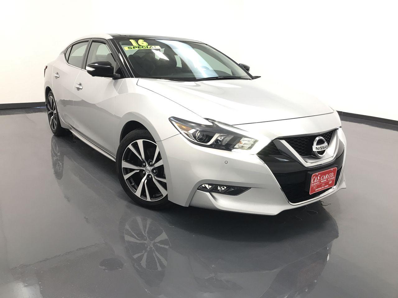 2016 Nissan Maxima  - C & S Car Company
