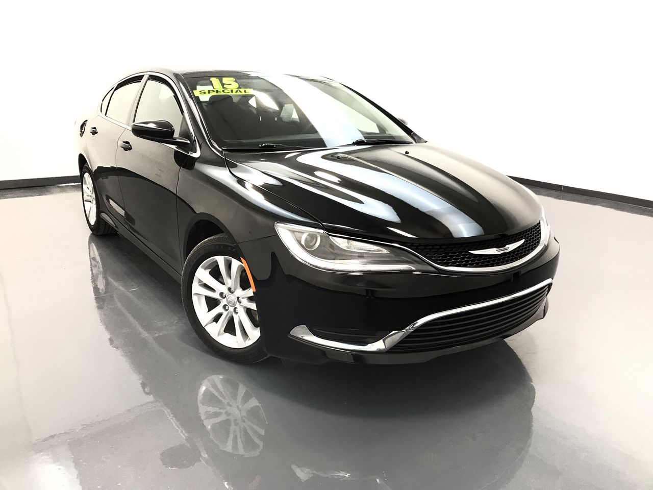 2015 Chrysler 200  - C & S Car Company
