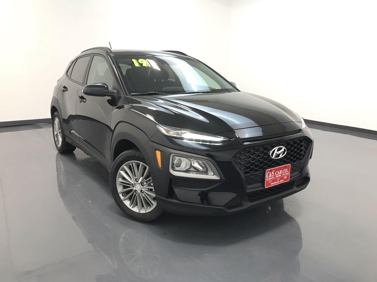 2019 Hyundai kona  - C & S Car Company