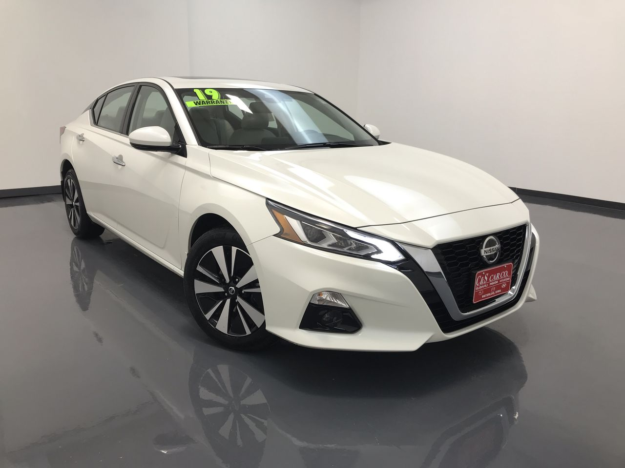 2019 Nissan Altima  - C & S Car Company