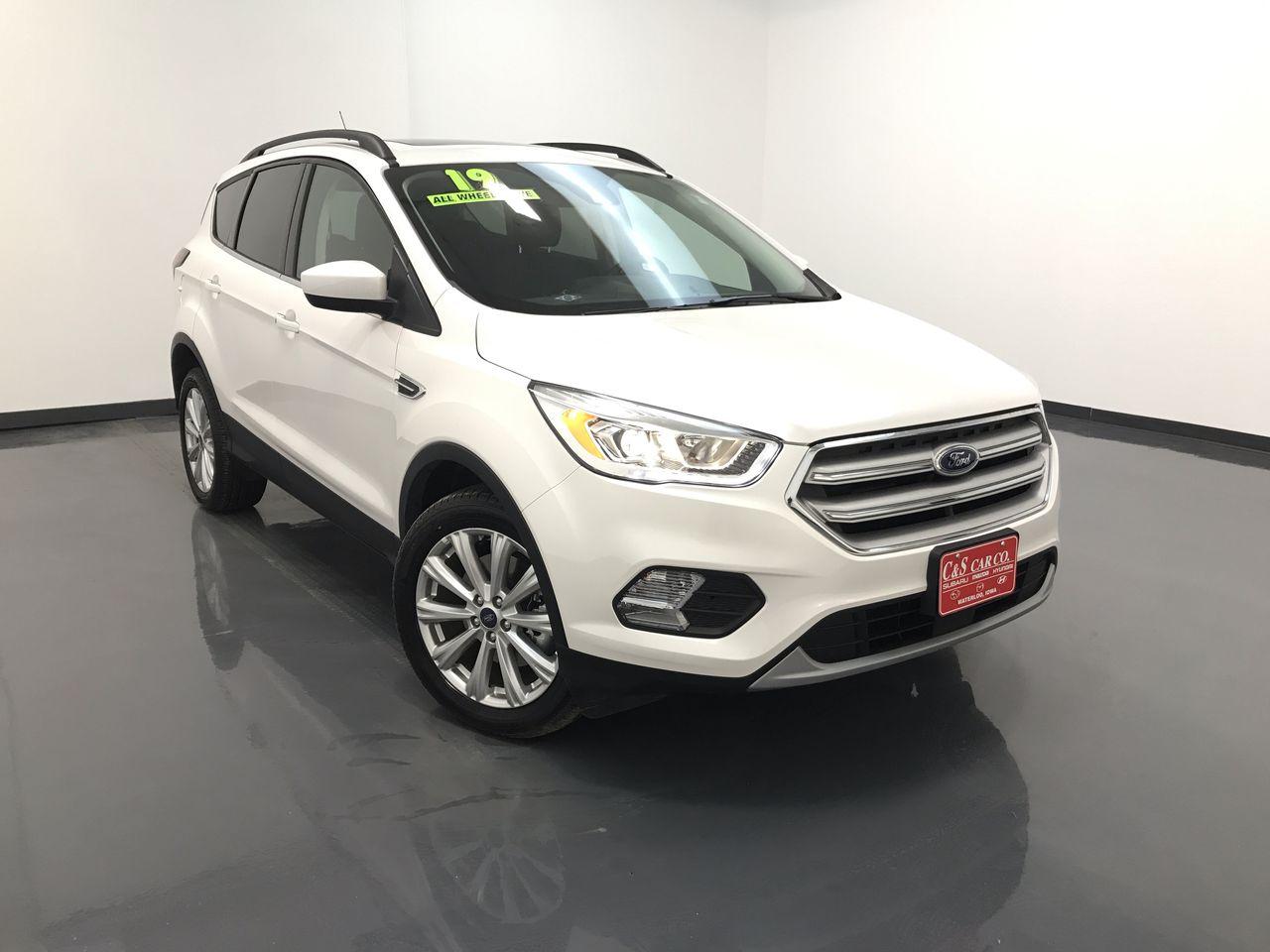 2019 Ford Escape  - C & S Car Company