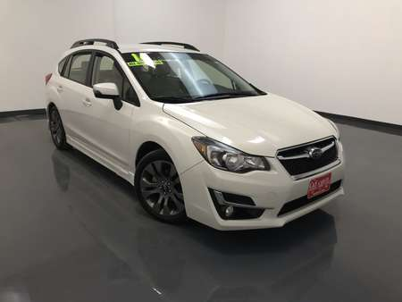 2016 Subaru Impreza Wagon 2.0i Sport Limited for Sale  - SB7596A  - C & S Car Company