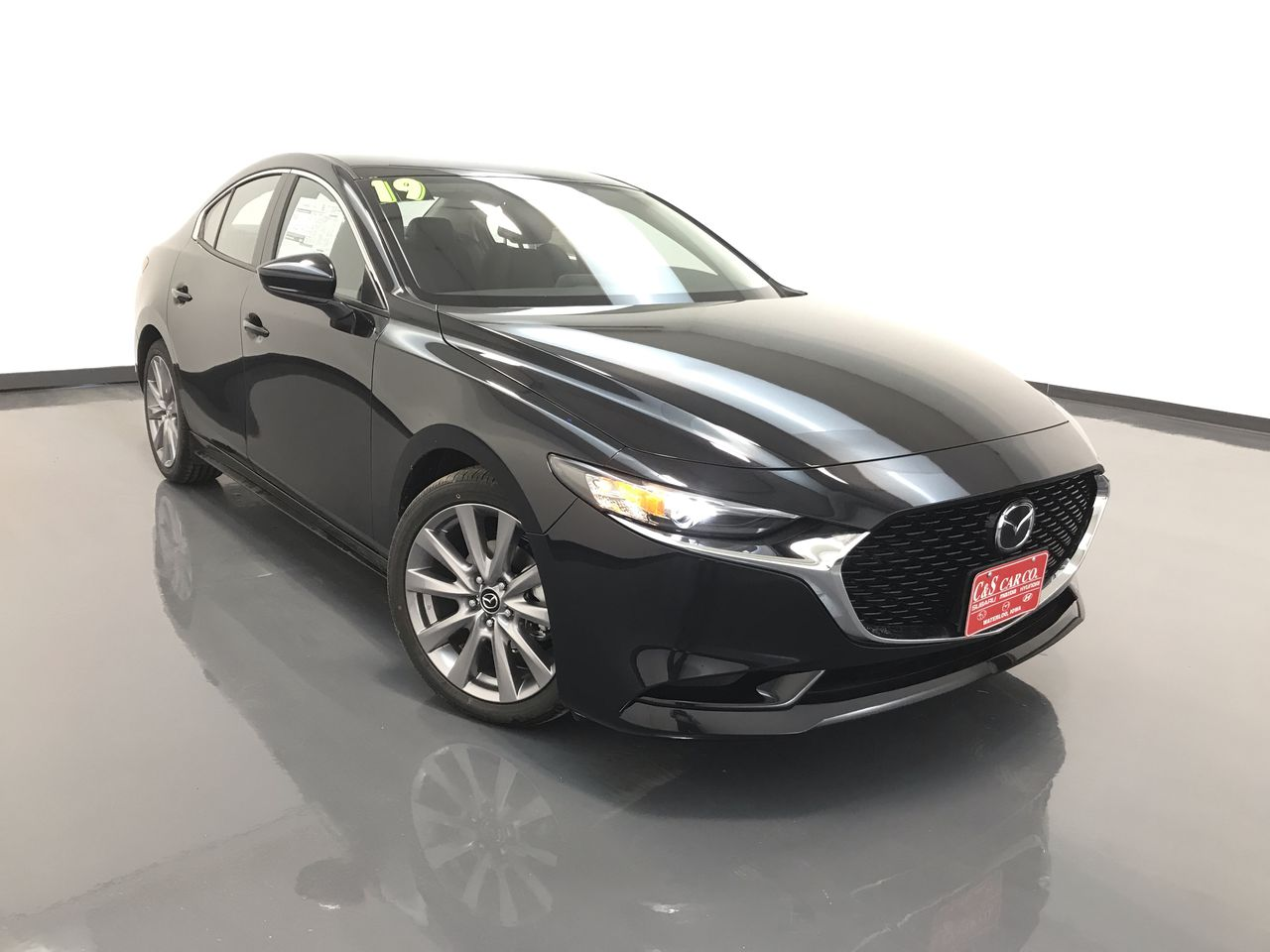 2019 Mazda MAZDA3 4-Door w/Preferred Package  - MA3246  - C & S Car Company