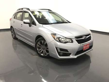 2016 Subaru Impreza Wagon 2.0i Sport Limited w/Eyesight for Sale  - SB7556A  - C & S Car Company