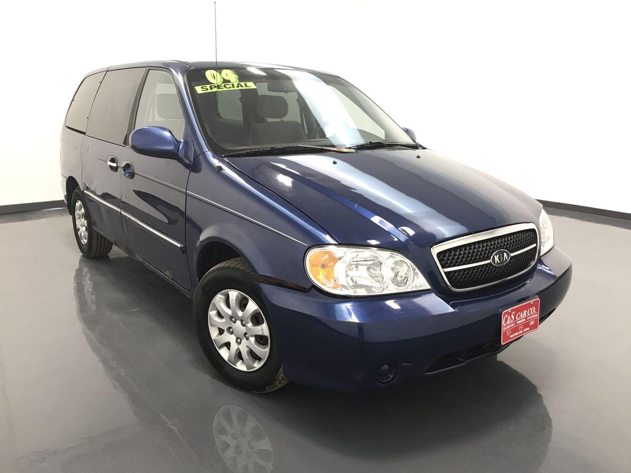 2004 Kia Sedona  - C & S Car Company