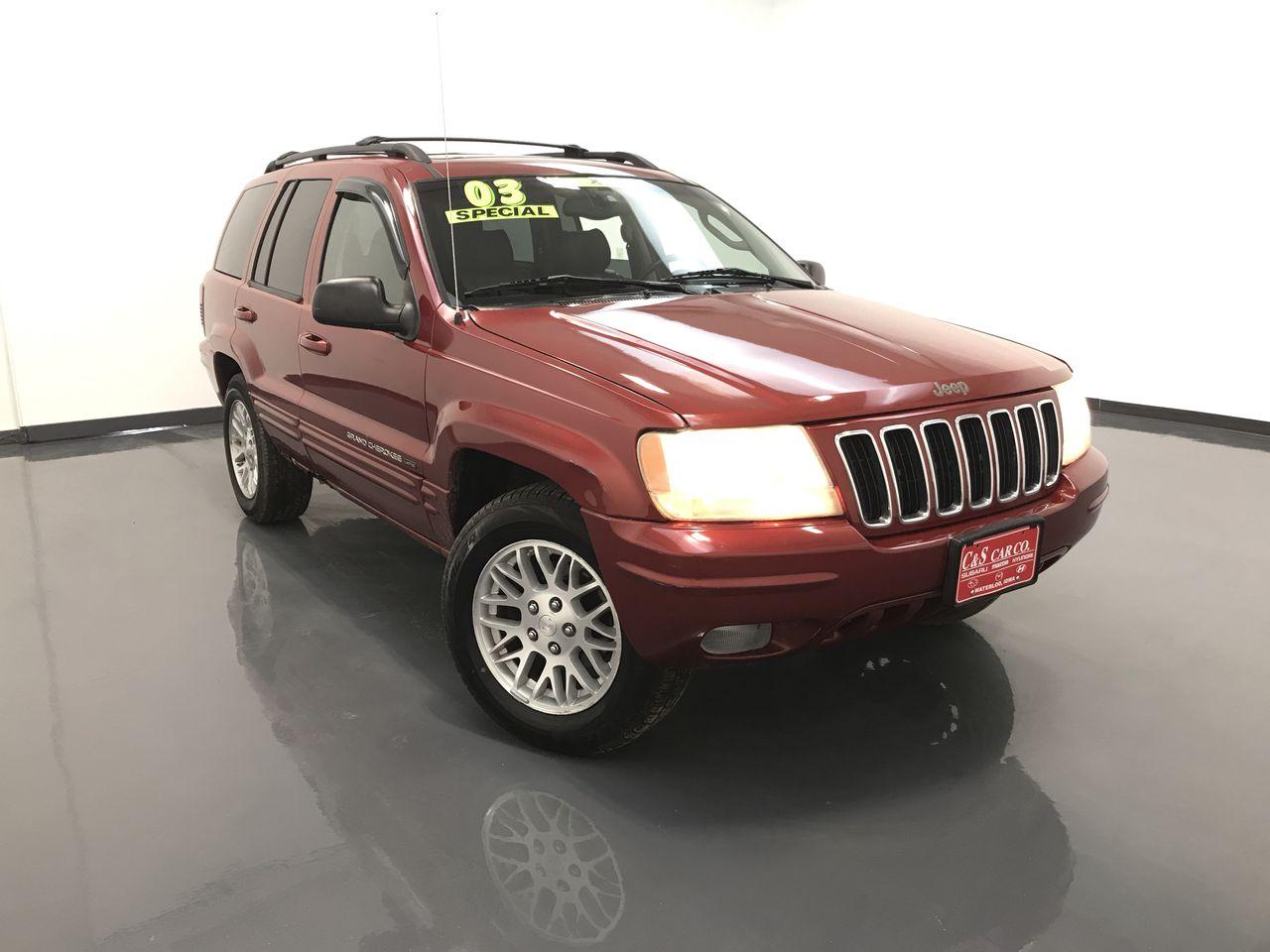2003 Jeep Grand Cherokee  - C & S Car Company
