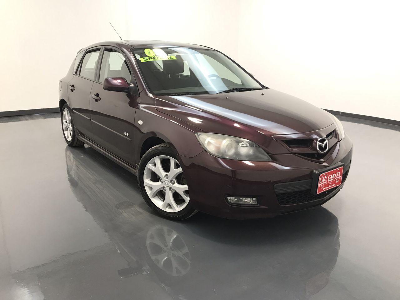 2008 Mazda Mazda3  - C & S Car Company