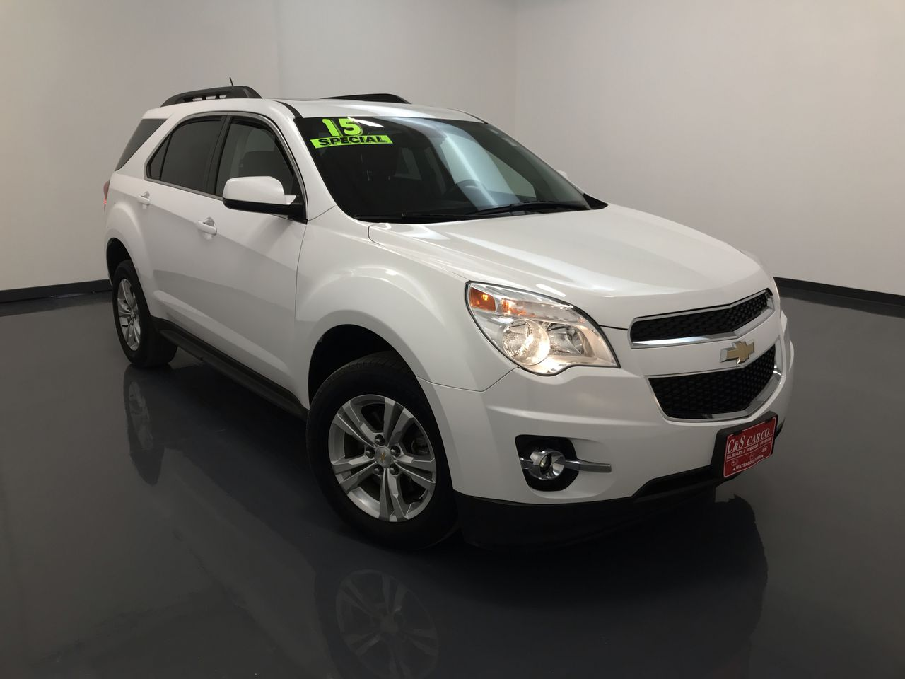 2015 Chevrolet Equinox  - C & S Car Company
