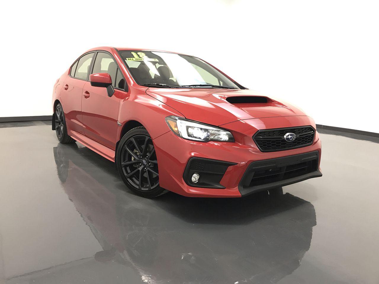 2018 Subaru WRX  - C & S Car Company