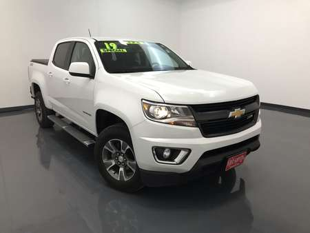 2019 Chevrolet Colorado Crew Cab 4WD Z71 SWB for Sale  - 15650  - C & S Car Company