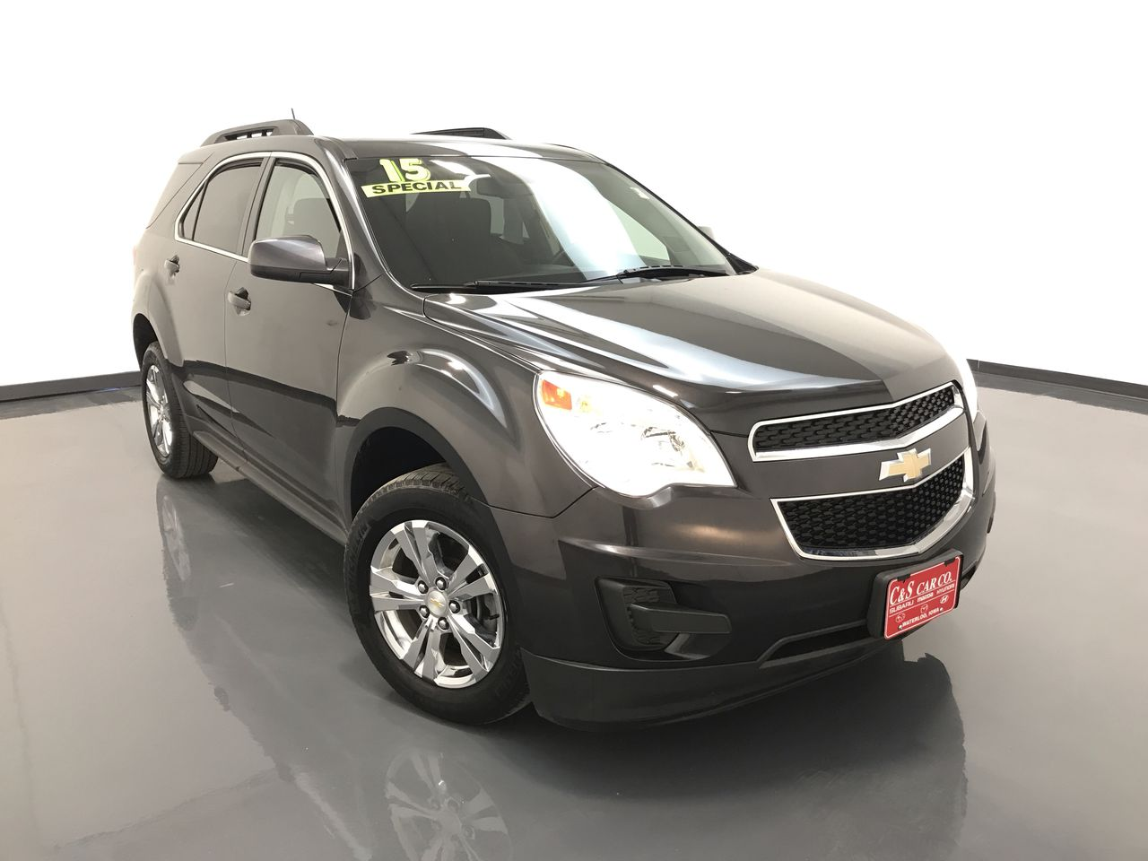 2015 Chevrolet Equinox  - C & S Car Company