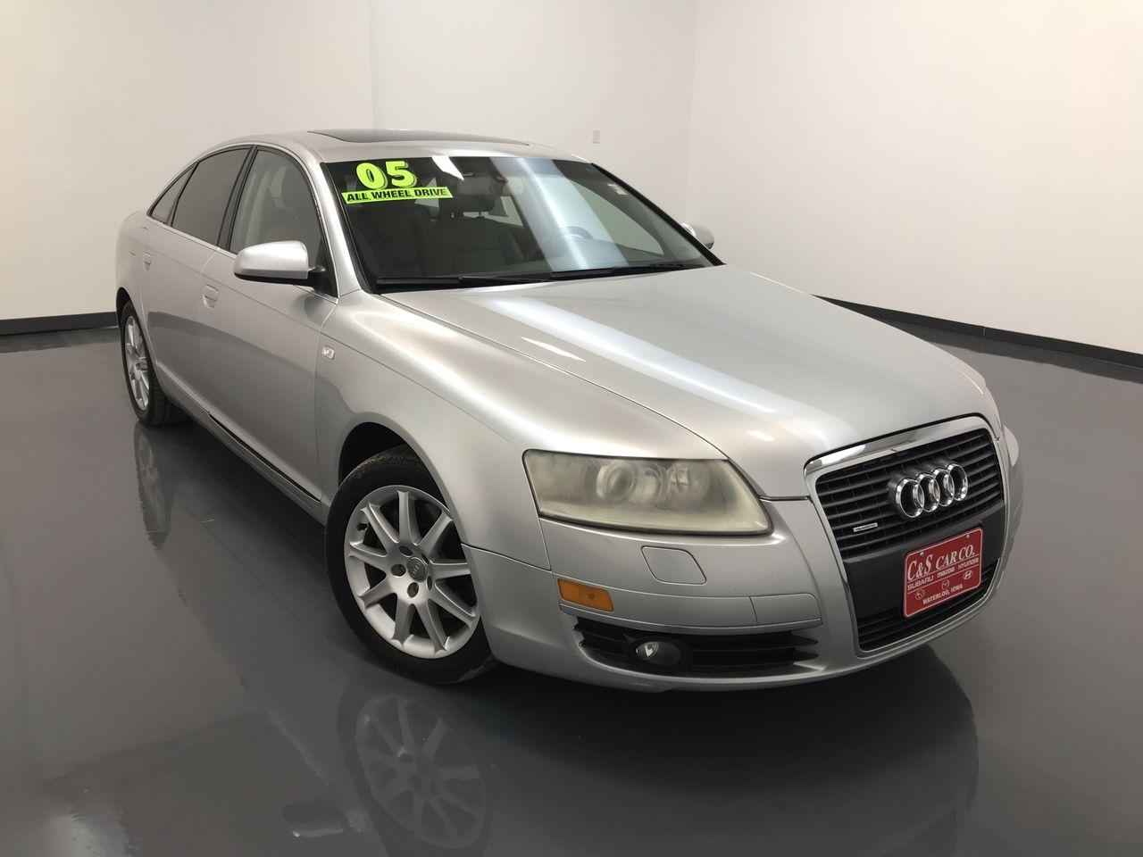 2005 Audi A6  - C & S Car Company