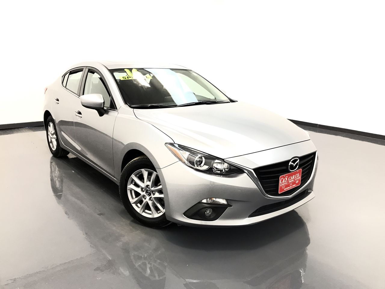 2016 Mazda Mazda3  - C & S Car Company