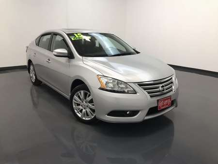 2015 Nissan Sentra SL for Sale  - HY7778A  - C & S Car Company