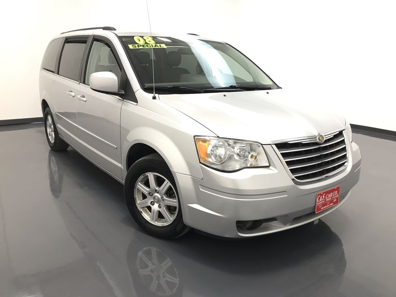 2008 Chrysler Town & Country  - C & S Car Company