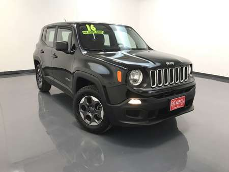 2016 Jeep Renegade Sport  4WD for Sale  - SB7732A  - C & S Car Company