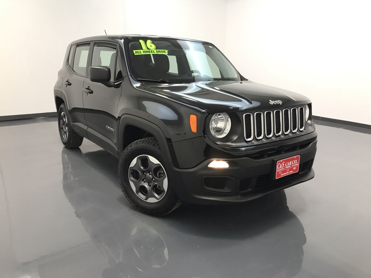 2016 Jeep Renegade  - C & S Car Company