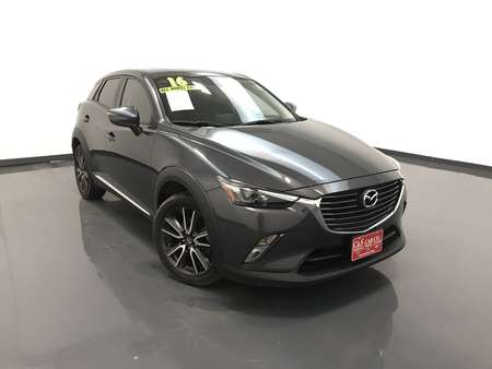 2016 Mazda CX-3 Grand Touring AWD for Sale  - 15675  - C & S Car Company