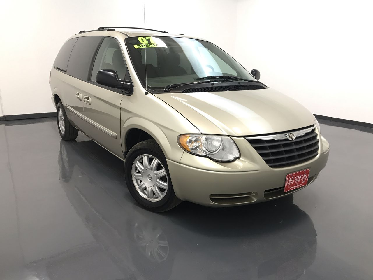 2007 Chrysler Town & Country  - C & S Car Company