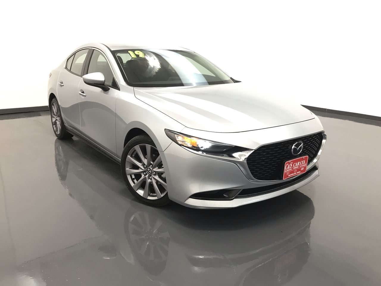 2019 Mazda MAZDA3 4-Door  - C & S Car Company