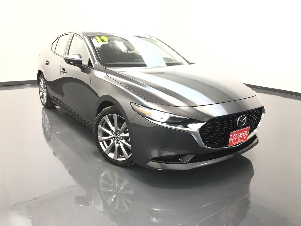 2019 Mazda MAZDA3 4-Door w/Premium Package  - MA3259  - C & S Car Company