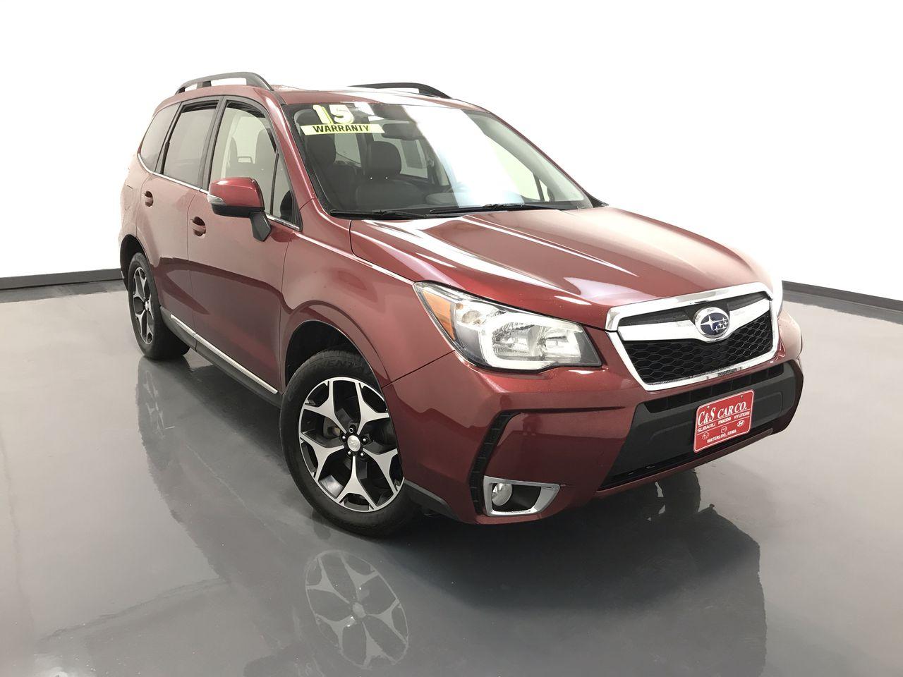 2015 Subaru Forester  - C & S Car Company