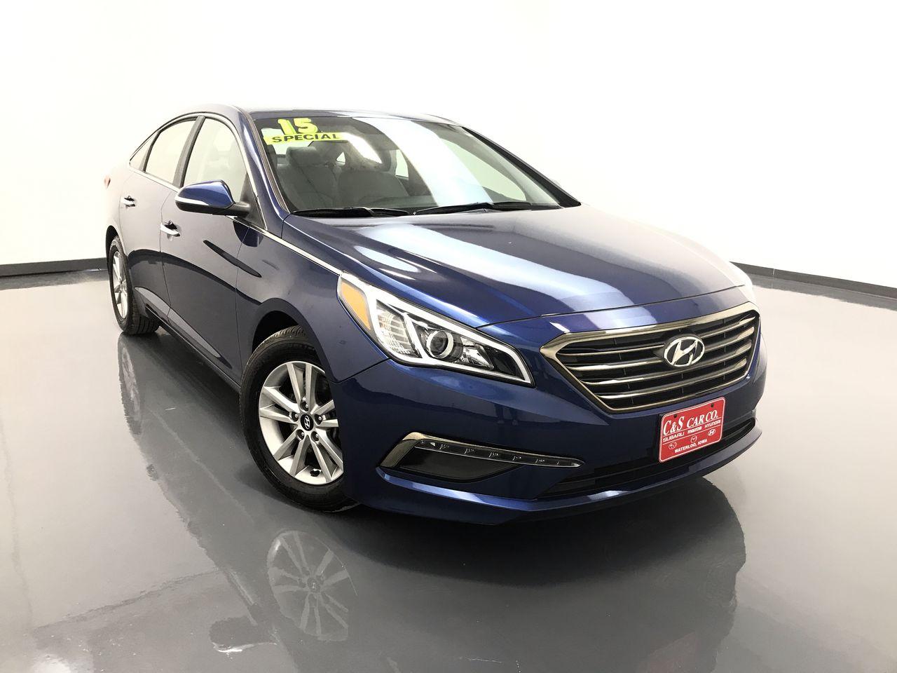 2015 Hyundai Sonata  - C & S Car Company