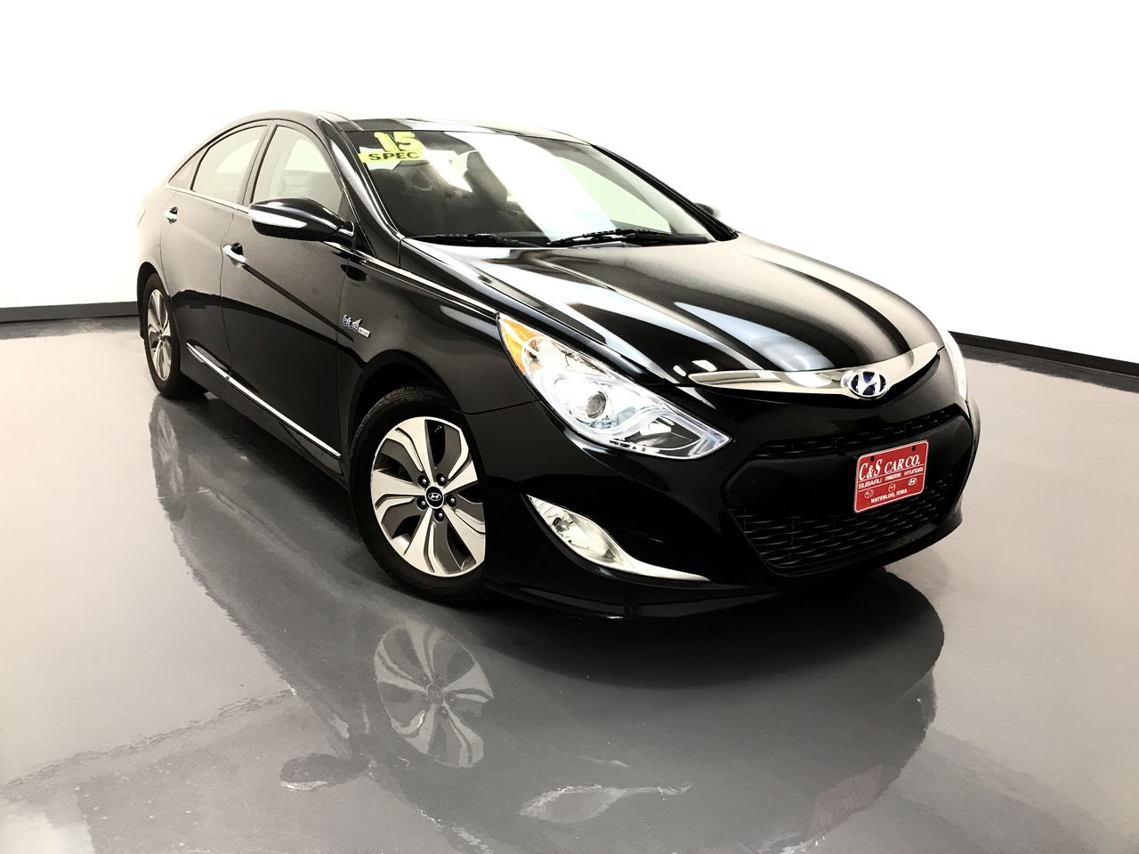 2015 Hyundai Sonata Hybrid  - C & S Car Company