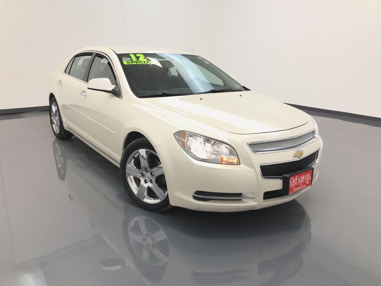 2012 Chevrolet Malibu  - C & S Car Company