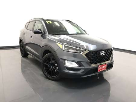 2019 Hyundai Tucson Night for Sale  - HY8028  - C & S Car Company