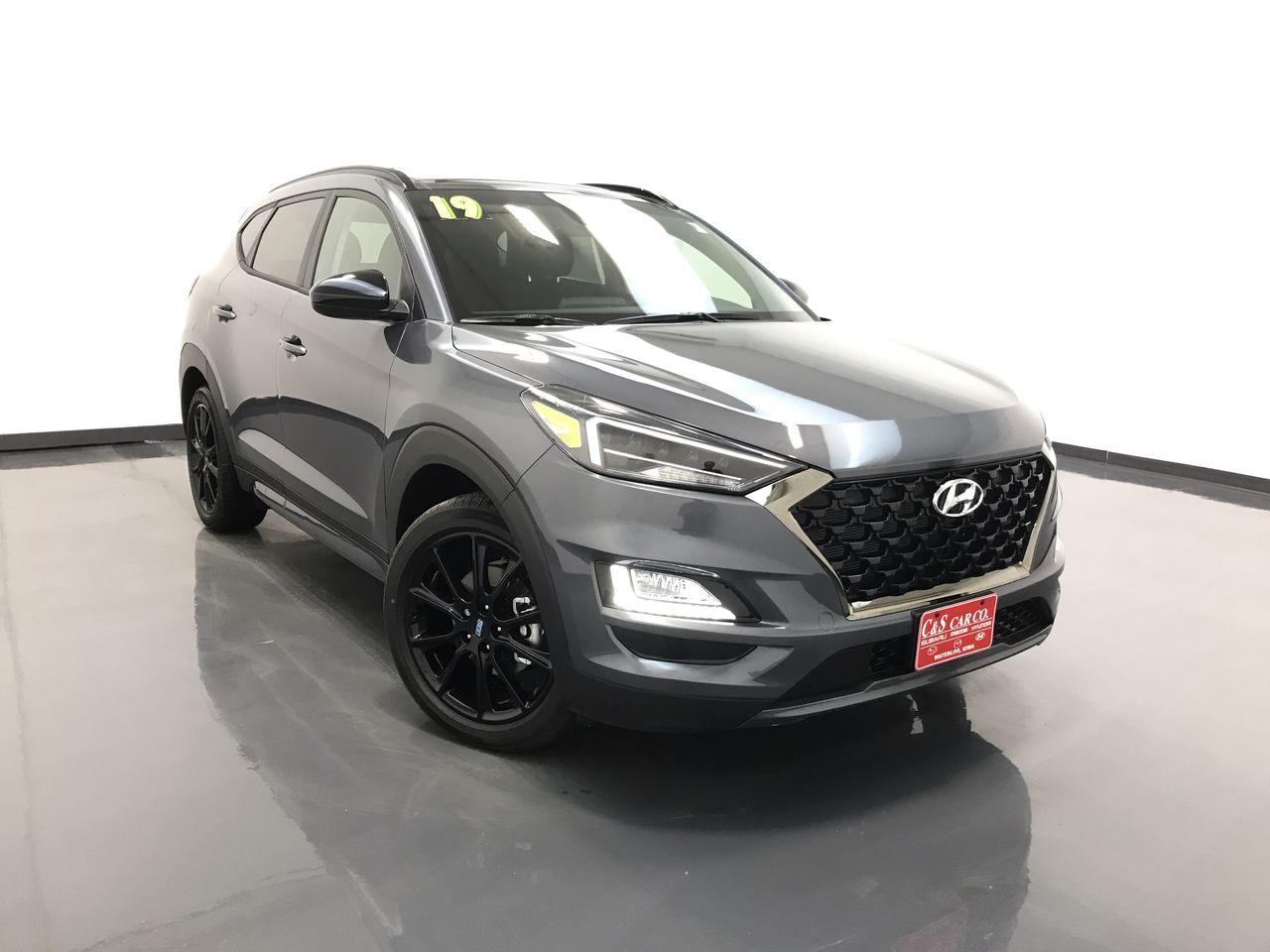 2019 Hyundai Tucson Night  - HY8028  - C & S Car Company