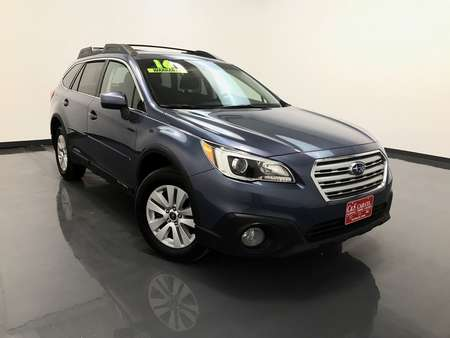 2016 Subaru Outback 2.5i Premium for Sale  - SB7801A  - C & S Car Company