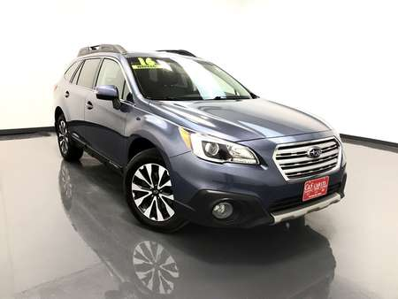 2016 Subaru Outback 2.5i Limited w/Eyesight for Sale  - 15699  - C & S Car Company