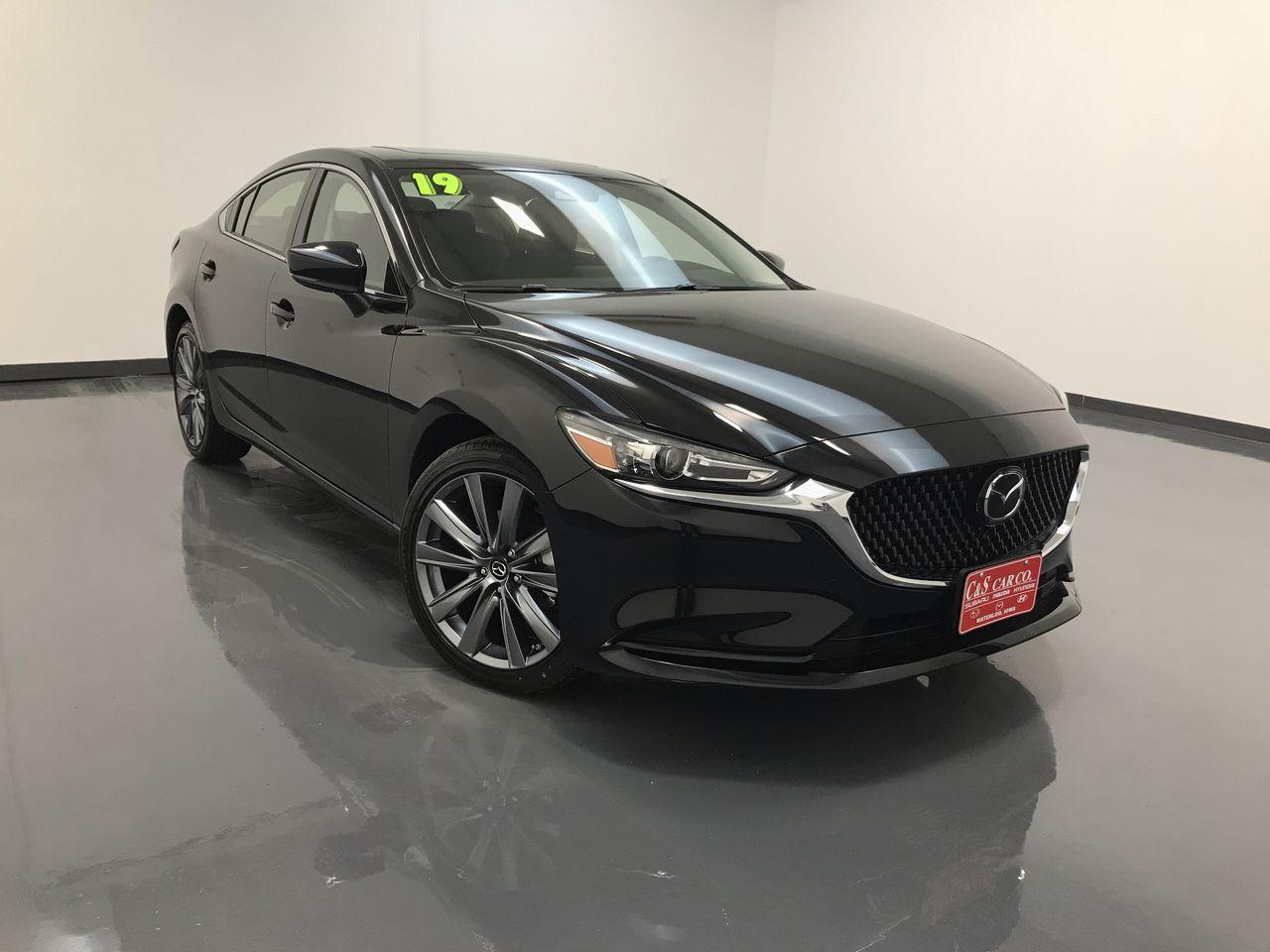 2019 Mazda Mazda6 i Touring  - MA3267  - C & S Car Company
