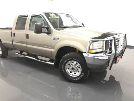 2004 Ford F-350 Superduty XLT Crew Cab 4WD for Sale  - HY7985A  - C & S Car Company