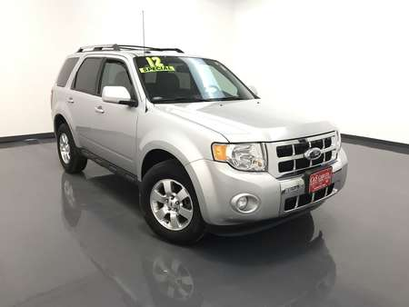 2012 Ford Escape Limited  4WD for Sale  - 15391A  - C & S Car Company