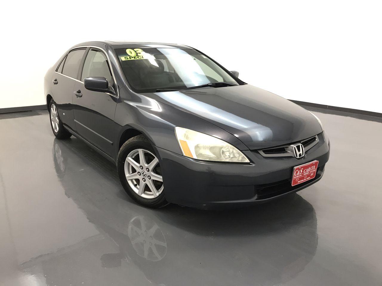 2003 Honda Accord  - C & S Car Company