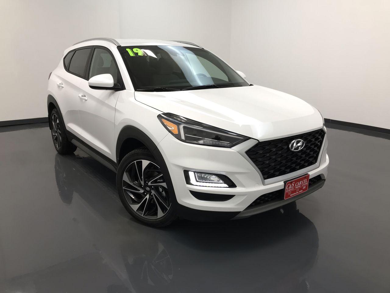 2019 Hyundai Tucson Sport  - HY8043  - C & S Car Company